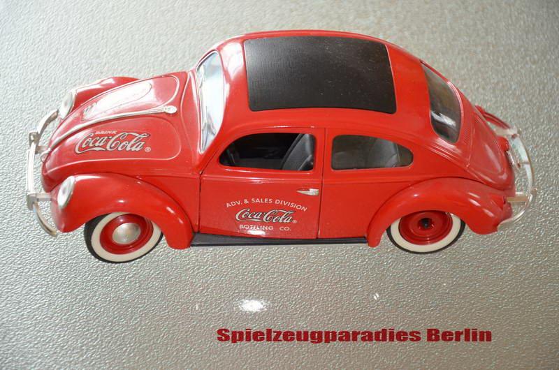 4 modellauto 1 17 solido coca cola vw k fer coccinelle in rot ebay. Black Bedroom Furniture Sets. Home Design Ideas